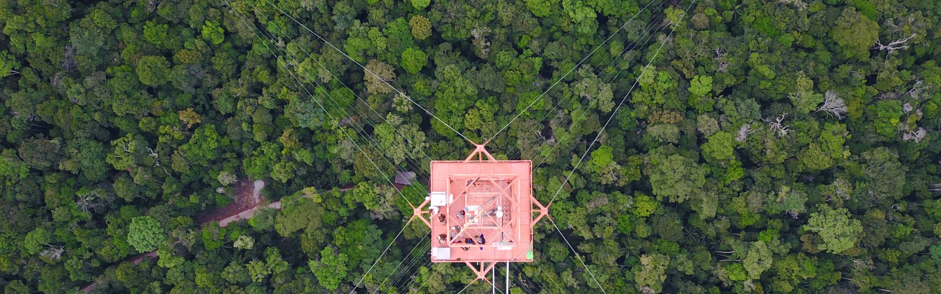 "Cloud radar: Measuring from a ""hole"" in the forest"
