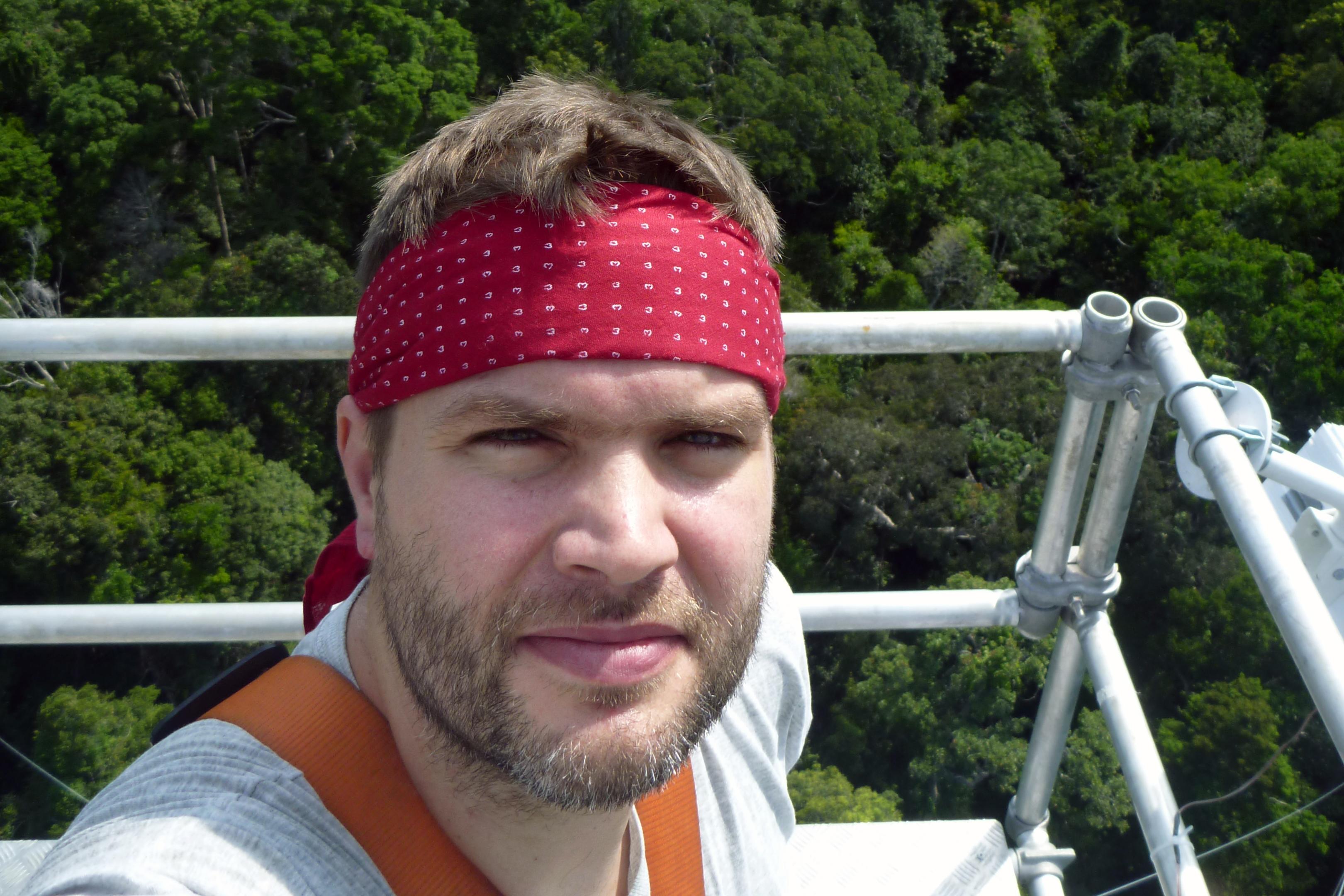 ATTO scientist Jost Lavric