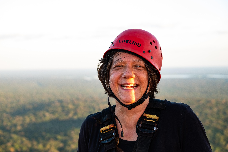 ATTO coordinator Susan Trumbore