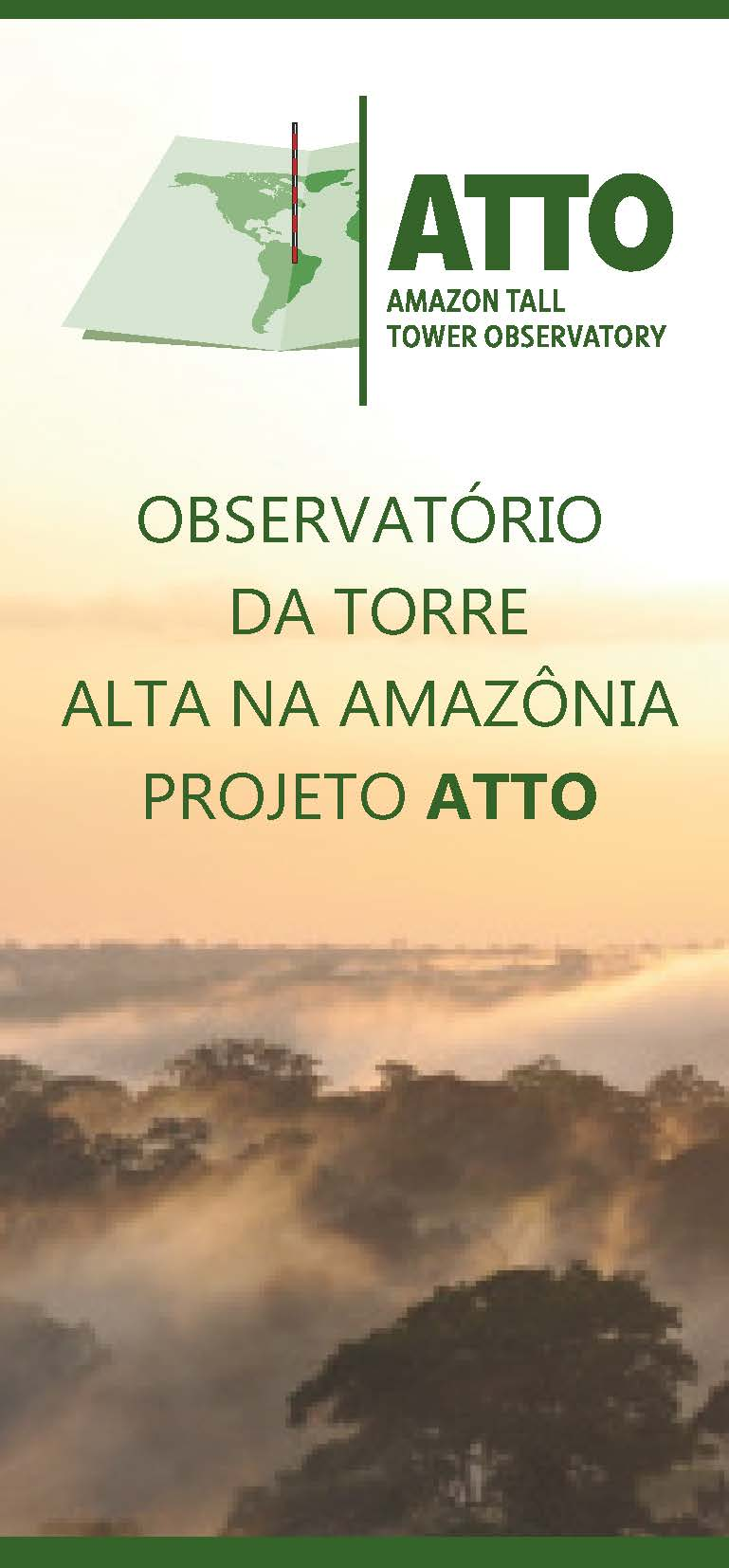Cover of the ATTO Flyer Version July 2018