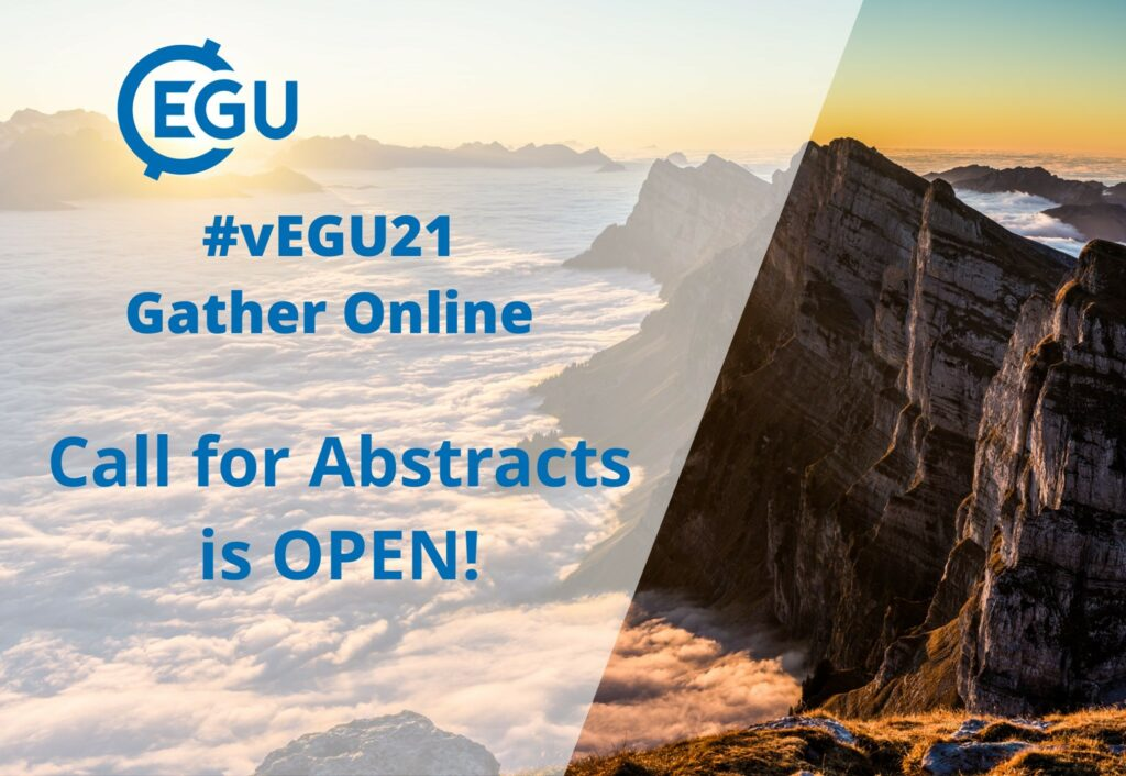 EGU21 Call for Abstracts
