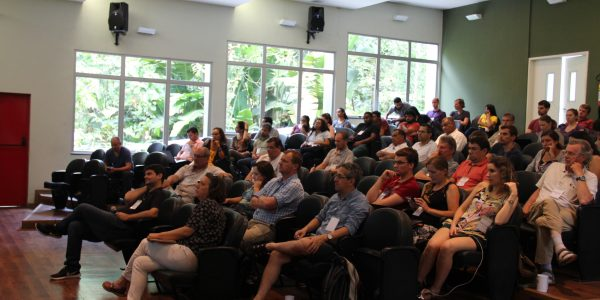 full auditorium at INPA